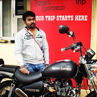 bvkmohan,Royal Enfield Thunderbird 500,bvkmohan.blogspot.in