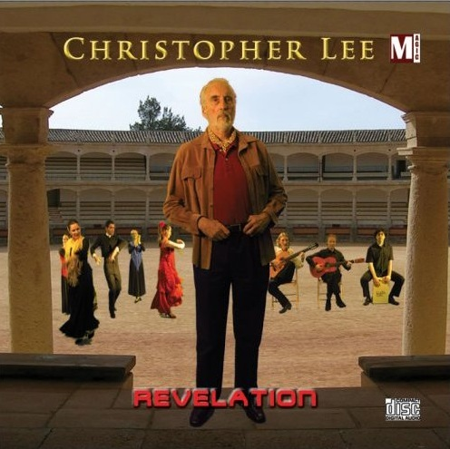 have youself a merry metal christmas christopher lee little drummer boy silent night - Christopher Lee Metal Christmas