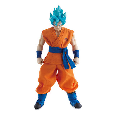Son Goku in versione Super Saiyan God Super Saiyan