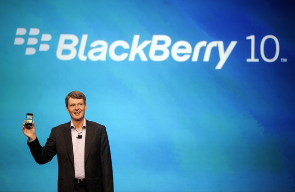 What Features BlackBerry 10?