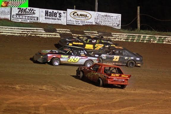 Duck River Raceway Park, 7/18/2015 (Steven Luboniecki photo for Middle Tennessee Racing Scene)