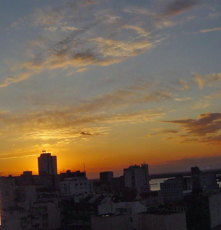 Porto Alegre - lusco fusco