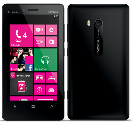 Nokia Lumia 810 Windows