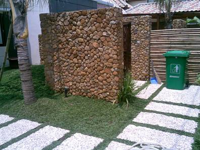 memilih batu alam pintar untuk ornamen aksesoris rumah