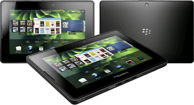Gambar BlackBerry PlayBook