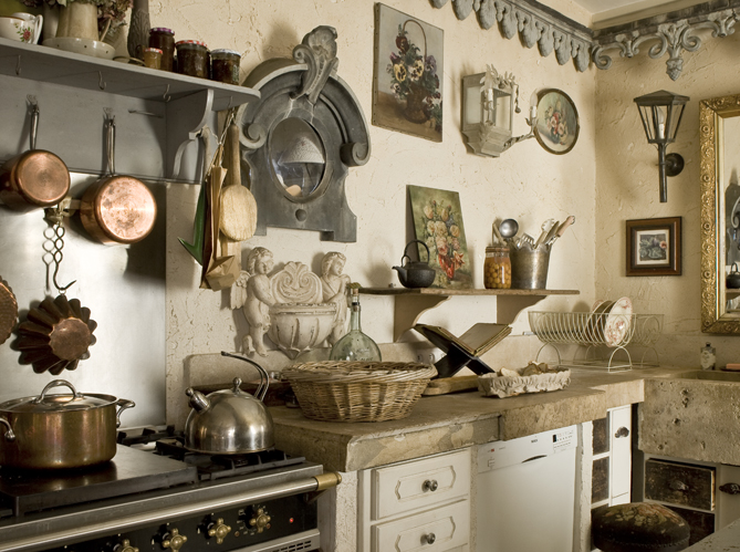 Ditemi che non sto sognando la cucina di campagna for Cucina della nonna