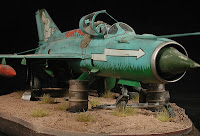 "Eduard 1/48 MiG-21MF ""Bunny Fighter Club"" Kit Build & Review"