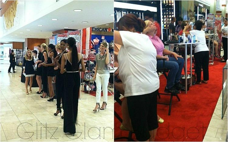Fashion Show Macys Lancome