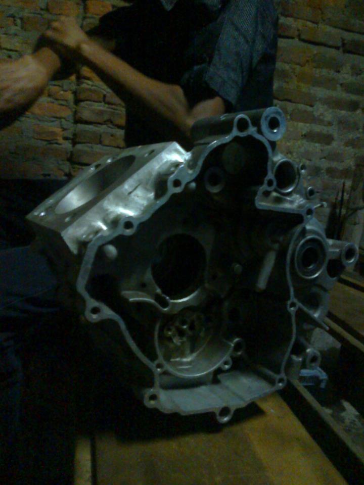 Herdiansyah Jupiter MX Blok Head Scorpio Riau