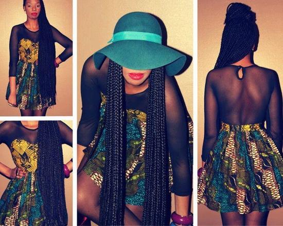 Kakki chitenge design alert backless chitenge outfits