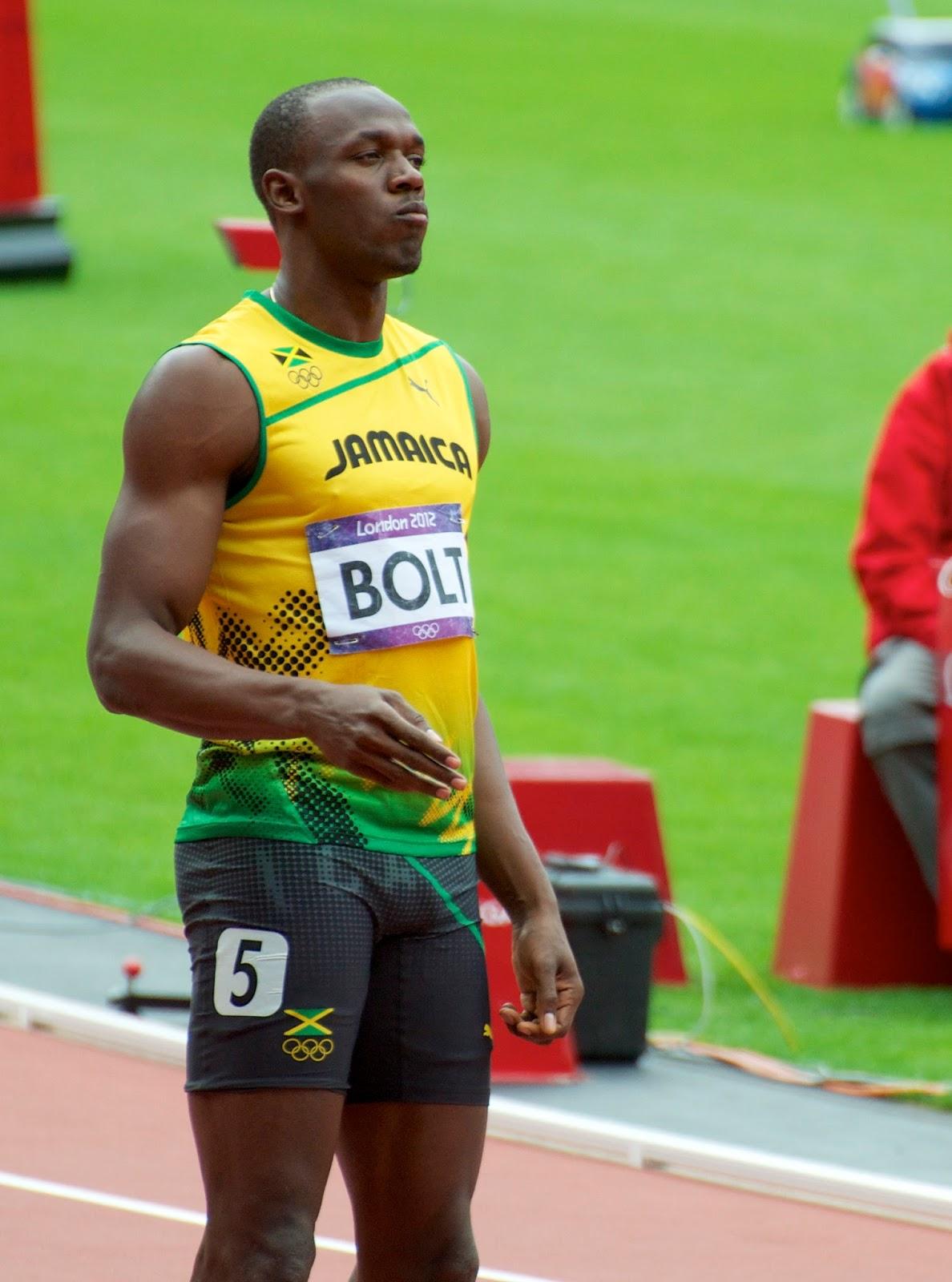 Imagenes de Usain Bolt