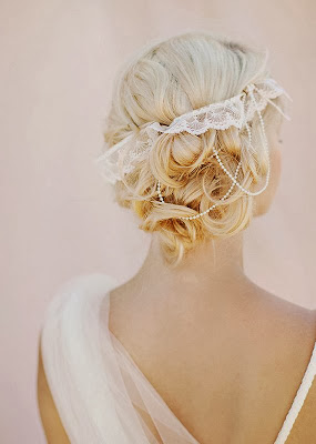 Bridal Hairstyle - Bridal Makeup - All About Wedding - Collection 2013