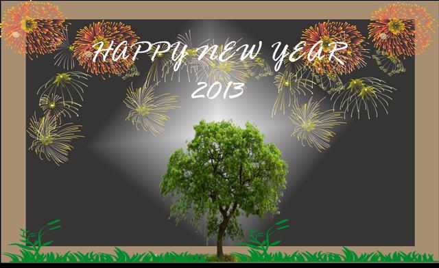 Happy New Year 2013 | www.noterian.blogspot.com
