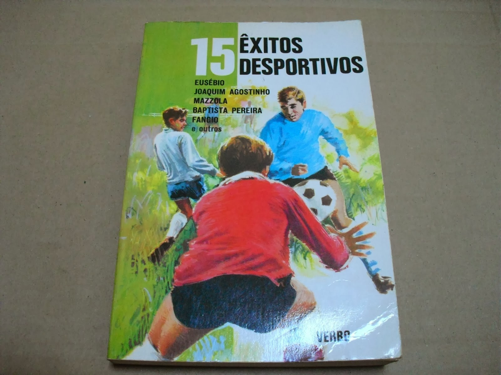 15 Êxitos Desportivos