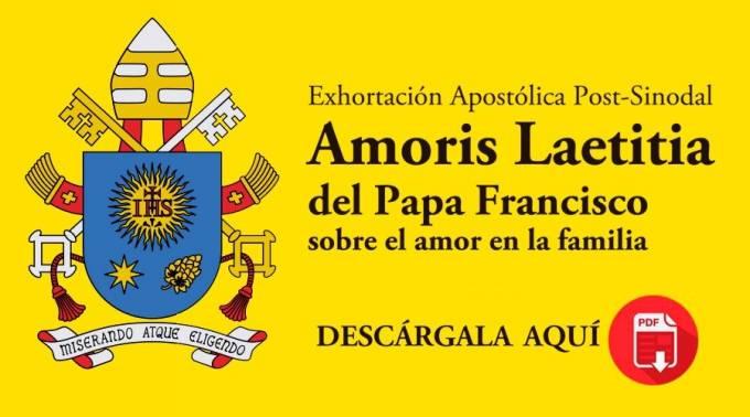 Papa Francisco sobre el amor en la familia