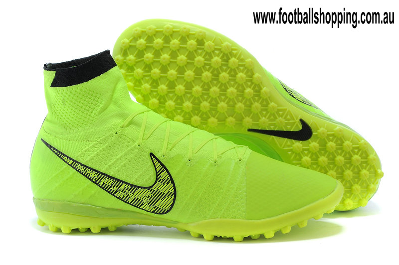 Nike today unveiled the new Volt   Black Nike Elastico Superfly Indoor and  Turf Shoes for 2015. The new Hi-Vis Yellow Nike Elastico Superfly 2015  Football ... 3f87c604bb