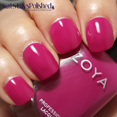Zoya Island Fun - Nana | Kat Stays Polished