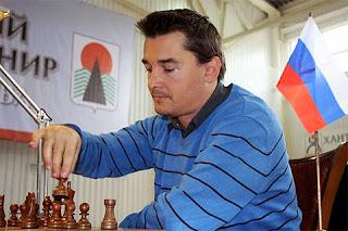 Le Russe Alexander Morozevich (2719)