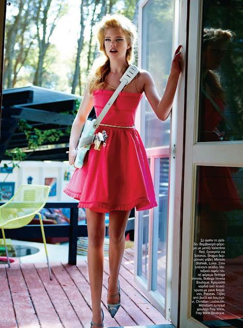 Vogue Hellas, Valerie van der Graaf, editorial, Mara Desipris, Michael Pandos