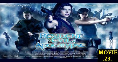 Resident Evil, Apocalypse,