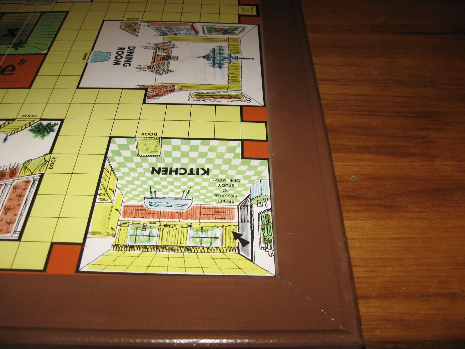 framed game