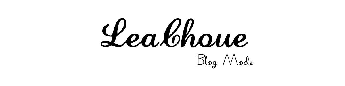 Blog Mode, Beaute, LifeStyle - Ma beauté quotidienne - LéaChoue