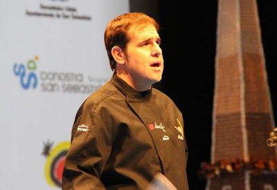 Rubén Trincado en Gastronomika 2012 Blog Esteban Capdevila