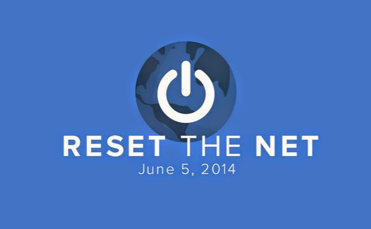 Join 'Reset The Net' Global Campaign to resist NSA Surveillance