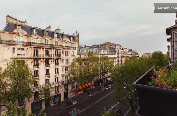 20metriquadri la mia selezione su airbnb welcome to paris. Black Bedroom Furniture Sets. Home Design Ideas