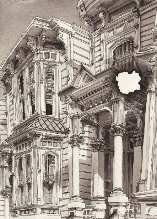 09-Paul-Madonna-Architectural-Drawings-from-The-Eviction-Series-www-designstack-co