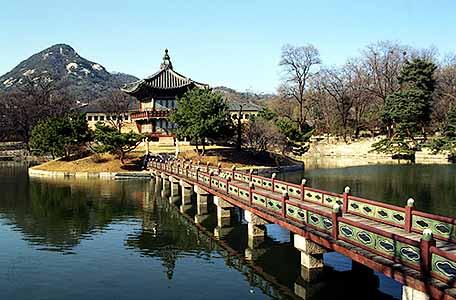 Sapphire Blue: Tempat Wisata Negara Korea