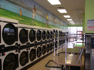 coin laundry services in singapore