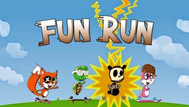 game fun run