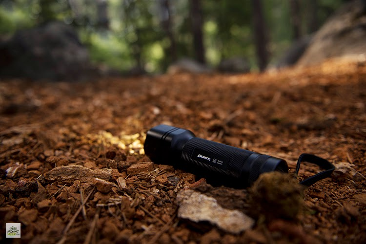 Dorcy 230 Lumen Focusing Flashlight Review