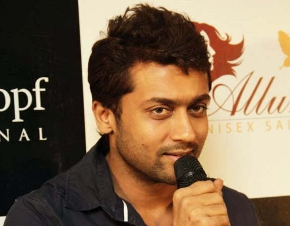 Surya and Venkat Prabu film starts in the month of April