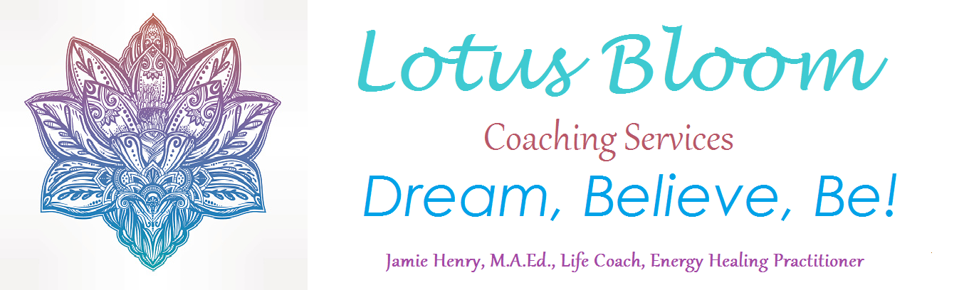Lotus Bloom Coaching Services; Helping You Find Your Direction!