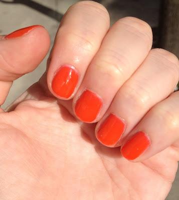 Essie, Essie Saturday Disco Fever, Essie Summer 2013 Neons Collection, nail polish, nail varnish, nail lacquer, manicure, mani monday, #manimonday, nails, neon nail polish, neon nails
