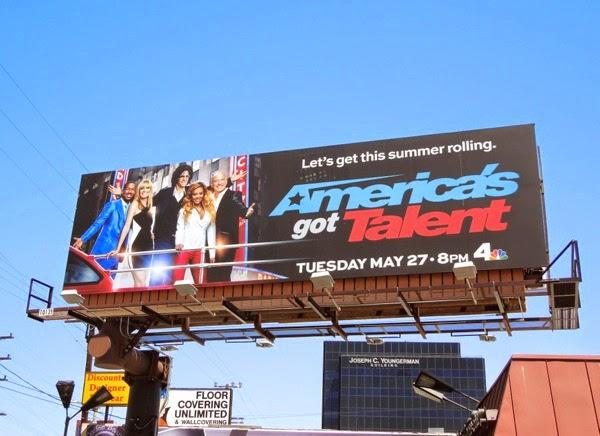 America's Got Talent season 9 billboard