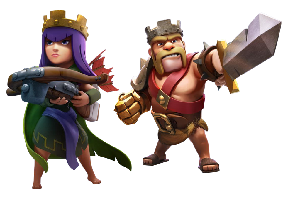 Archer Queen Clash Of Clans