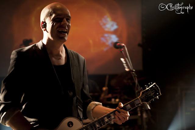hardforce christographe devin townsend vaureal france 2012