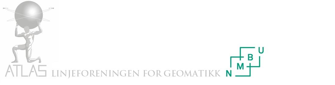 Atlas, Linjeforeningen for Geomatikk på NMBU
