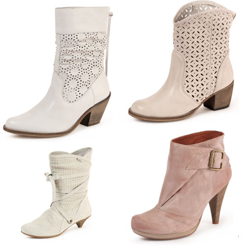 Los botines de mujer pueden cubrir todas tus necesidades de vestuario los días del año. Y es que dentro de su amplia variabilidad de modelos podrás encontrar diseños creados tanto para la época estival como para el invierno.