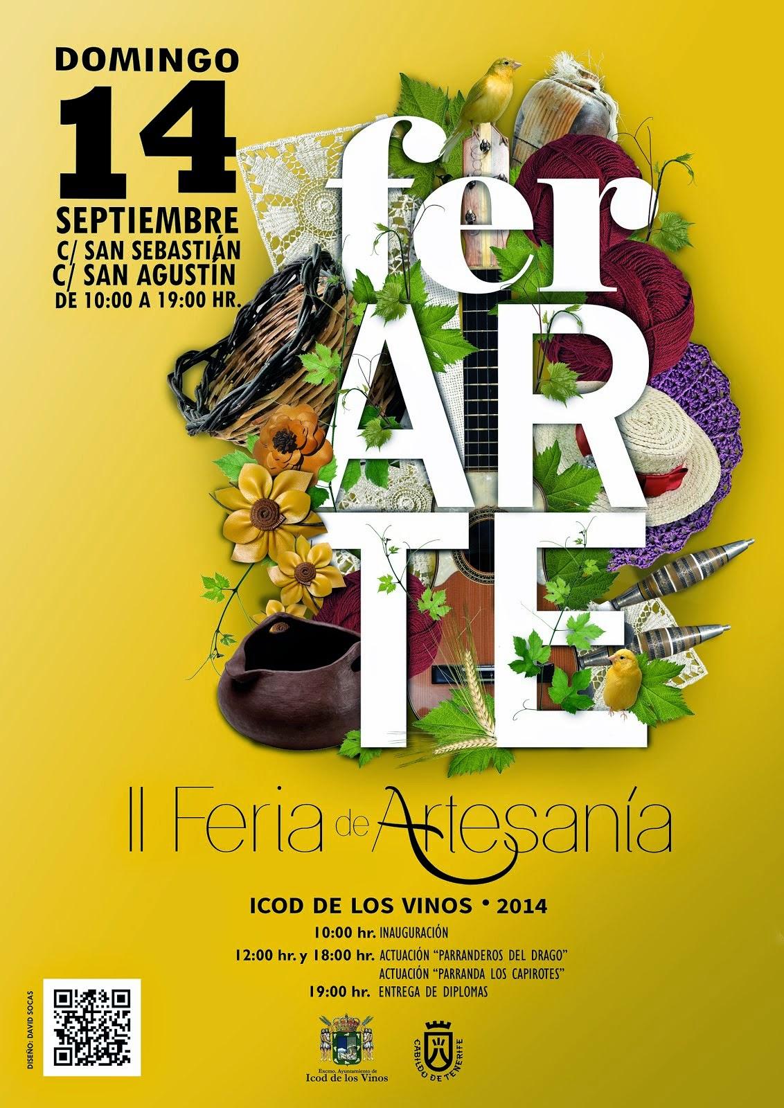Feria de Artesanía FERARTE 2014