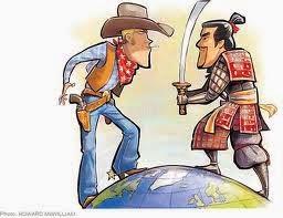 Perbezaan KIlang Jepun Dan Barat.
