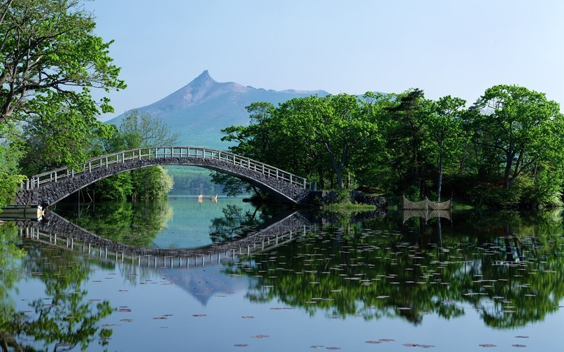 A beautiful bridge
