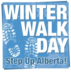 Wednesday is Winter Walk Day!