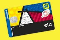 Cartão Ourocard Elo Romero Brito
