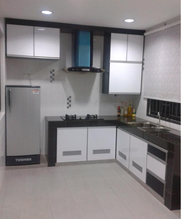 BumiPro Kitchen Cabinet And Wardrobe: Kabinet Dapur Simple