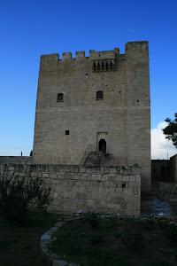 Hospitaller Castle at Kolossi