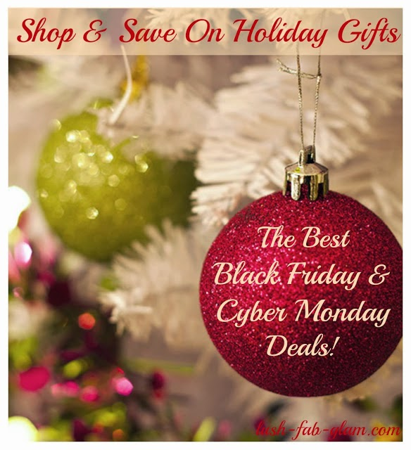 Shop & Save The Best Black Friday & Cyber Monday Deals!
